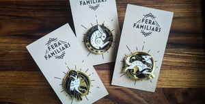 Fera Familiars  – Full Pin Collection (Set of 3)