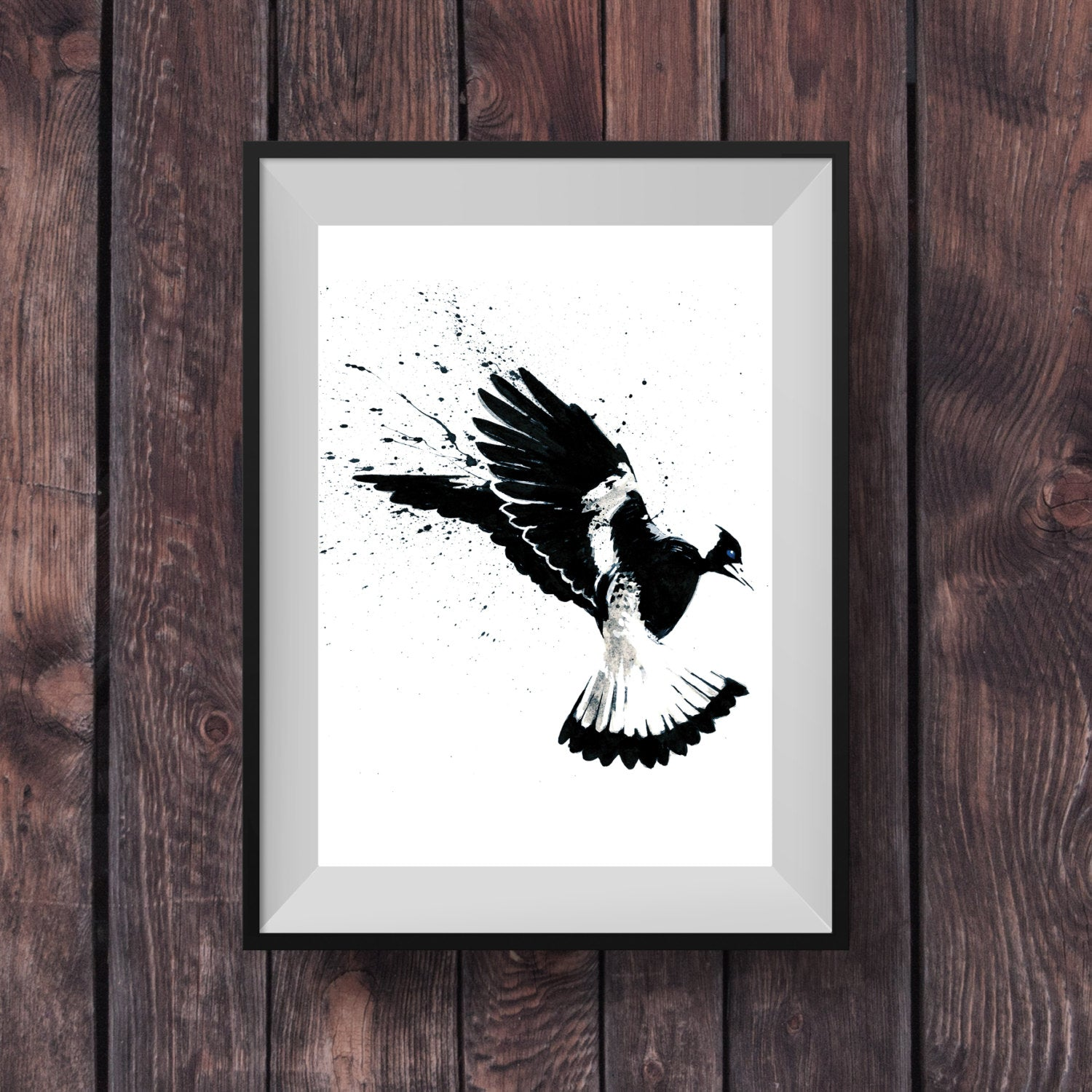 Magpie Ink - Signed 8x10 Digital Print