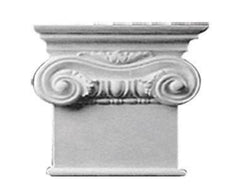 outdoor decorative capital