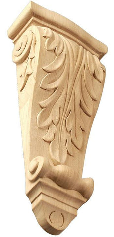 Acanthus Leaf Corbel - porch corbels, porch brackets, island corbels, faux wood corbels, acanthus corbels, fireplace corbel, granite countertop corbels