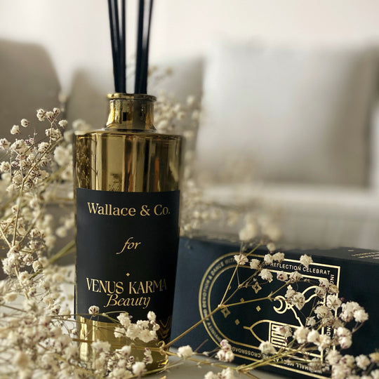 GOLD STICKS DIFFUSER | Oud & Musk 200ml