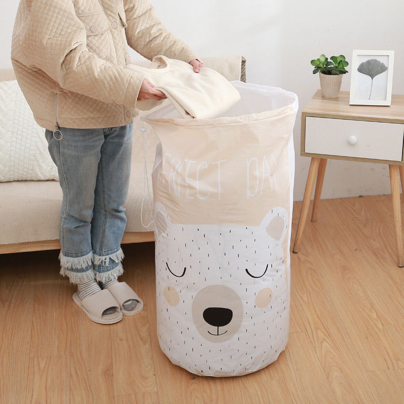 Large capacity storage bag