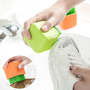 Laundry Cleaning Silicone Scrubber