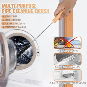 Flexible Multi-Purpose Pipe Cleaning Brush(2 Pcs)