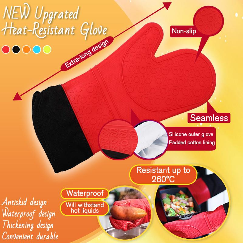 NEW Upgrated Heat-Resistant Glove