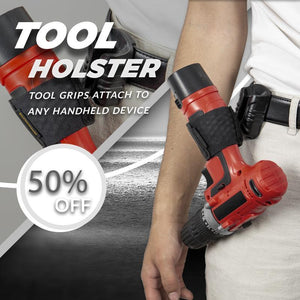 Heavy-Duty Tool Hoster Set