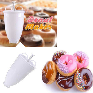 Donuts DIY baking tools