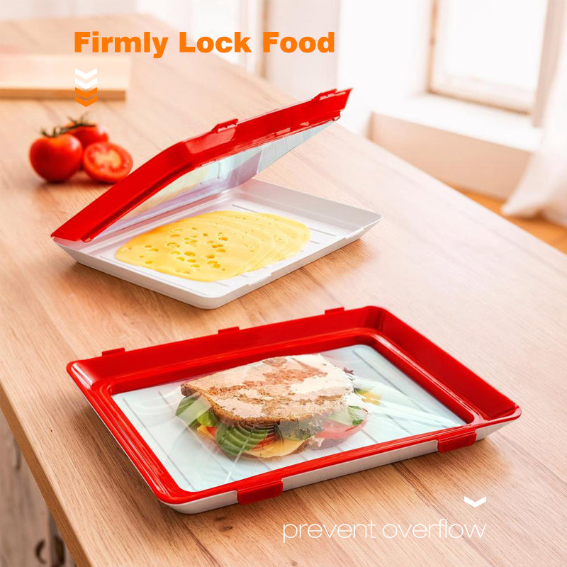 (50% OFF TODAY) 2019 Fresh Food New Idea - Creative Food Preservation Tray