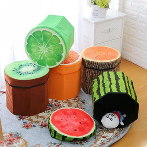 Fruit Storage Bench