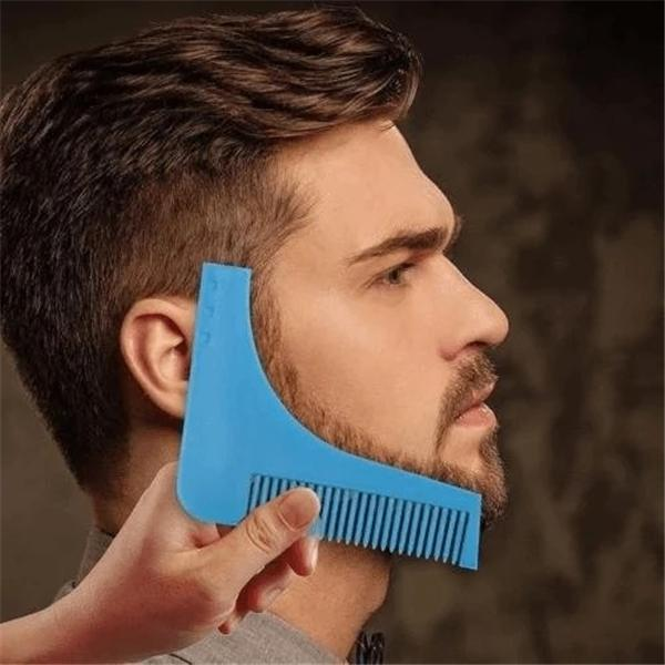 The perfect Beard Set Tool Comb