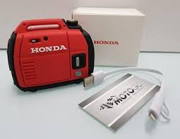 Honda Generator Security Cable