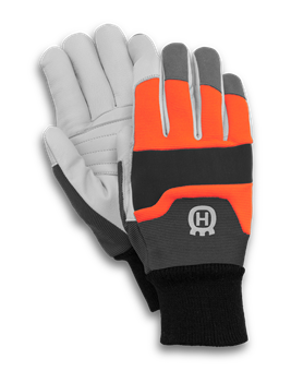 Functional Gloves with saw protection