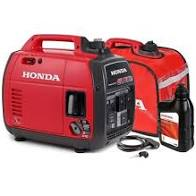 Honda EU22i (2200 watt) Inverter Generator - Package Deal