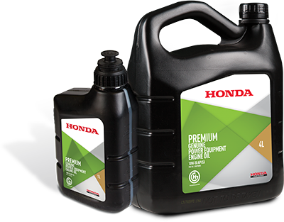 HONDA Power Equipment Oil 10W30