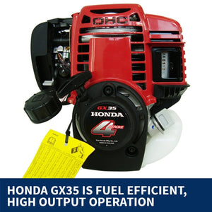 HONDA 4 stroke engine for brush cutter UMS 435 GX35 engine 35.8cc