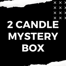 Load image into Gallery viewer, 2 Candle Mystery Box