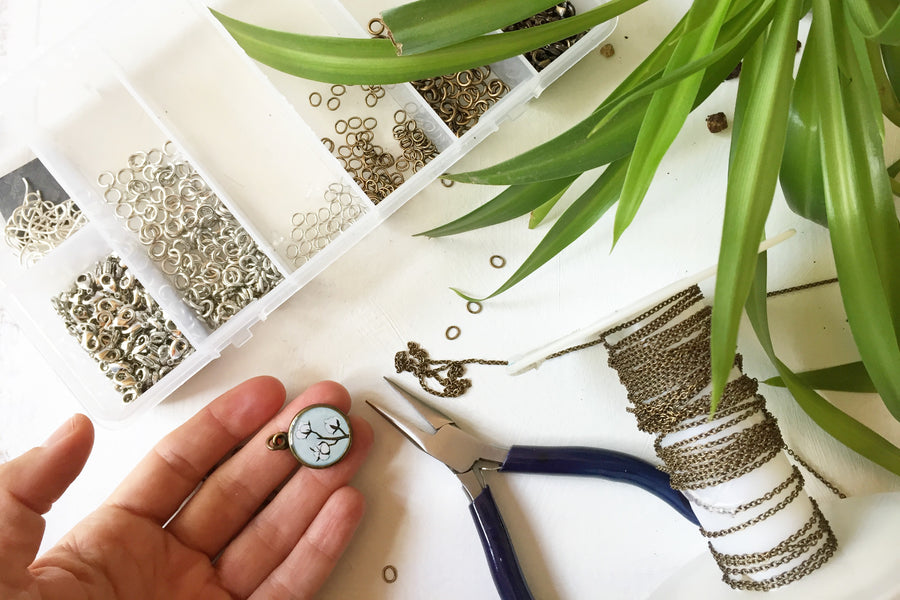 NORTH CAROLINA MAKERS: SEED & SKY JEWELRY