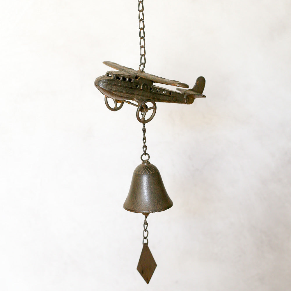 Airplane Wind Bell