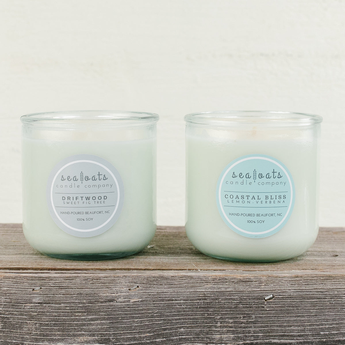 Coastal North Carolina Candles