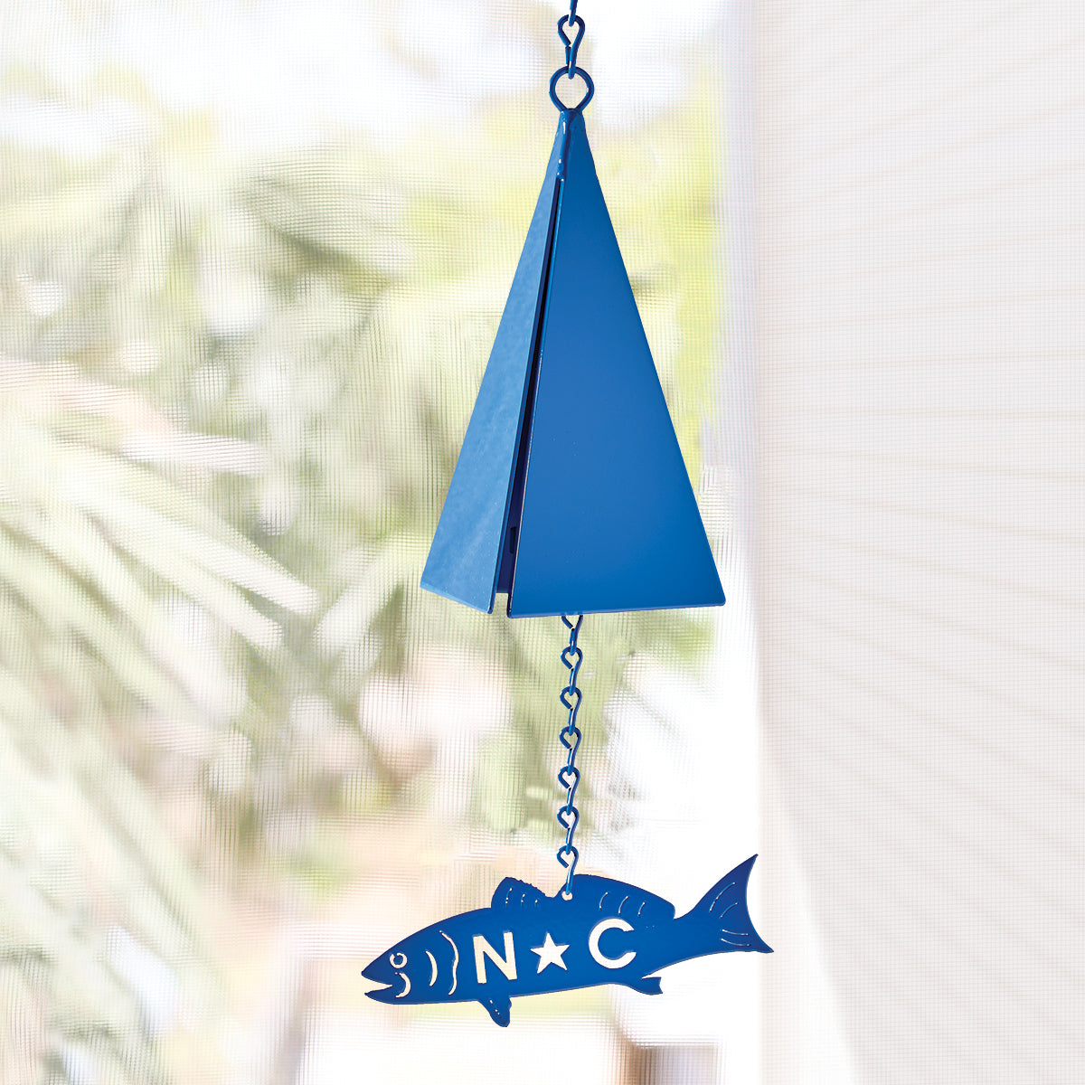 Coastal Fish Wind Bell