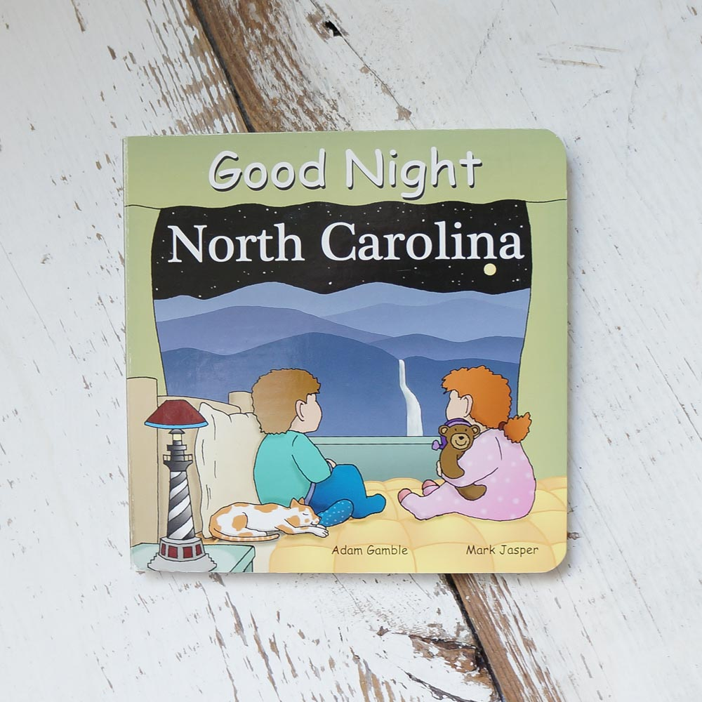 Good Night North Carolina Children's Book