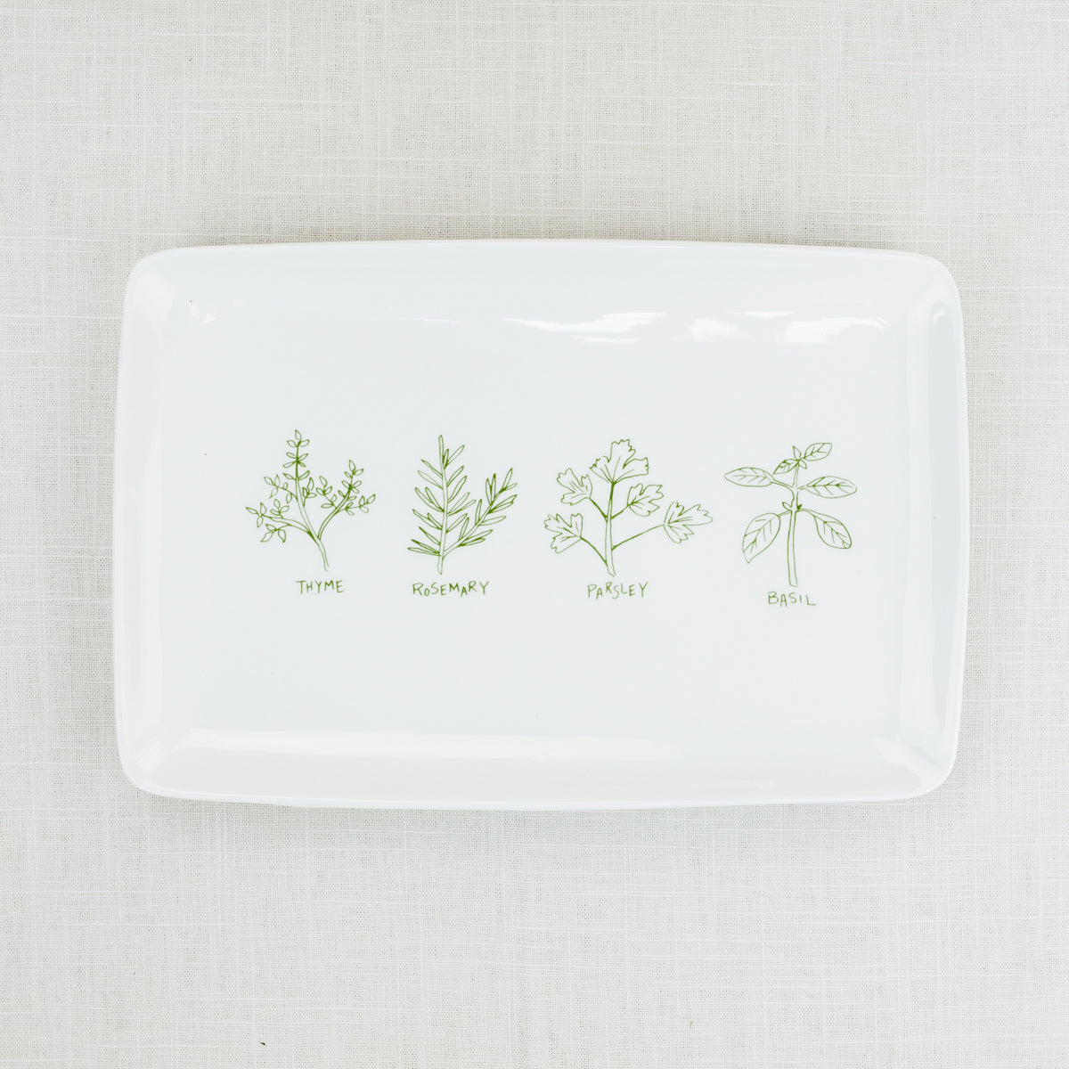 Aromatic Herbs Tray