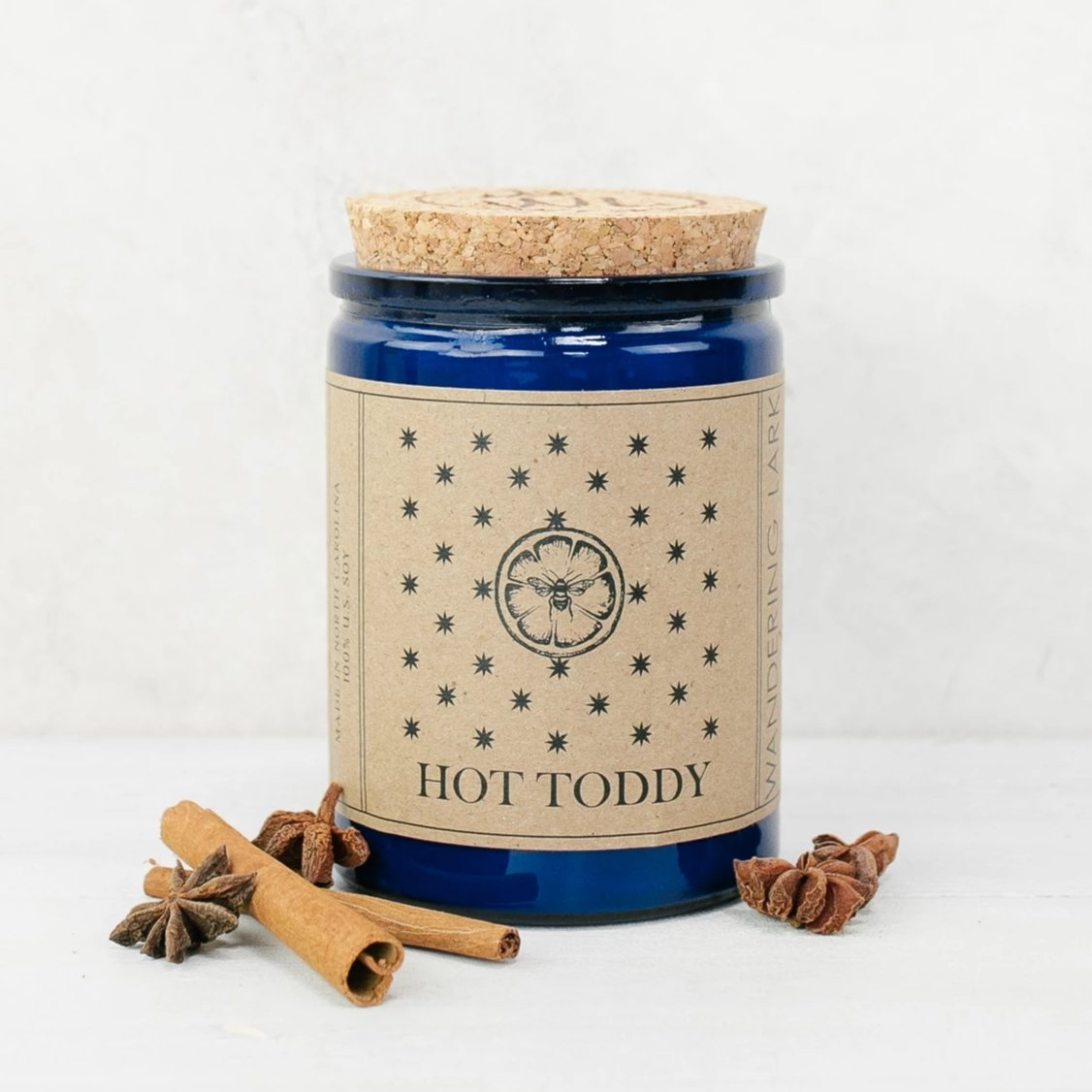 Hot Toddy Winter Candle