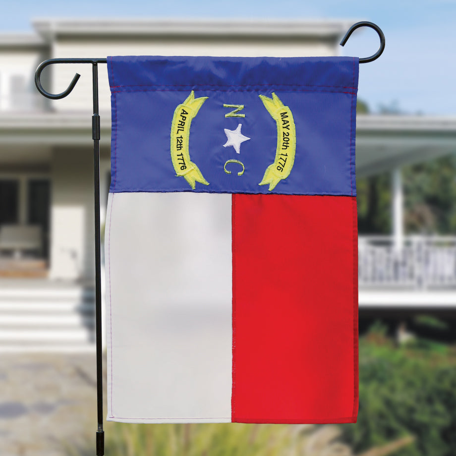 North Carolina State Garden Flag