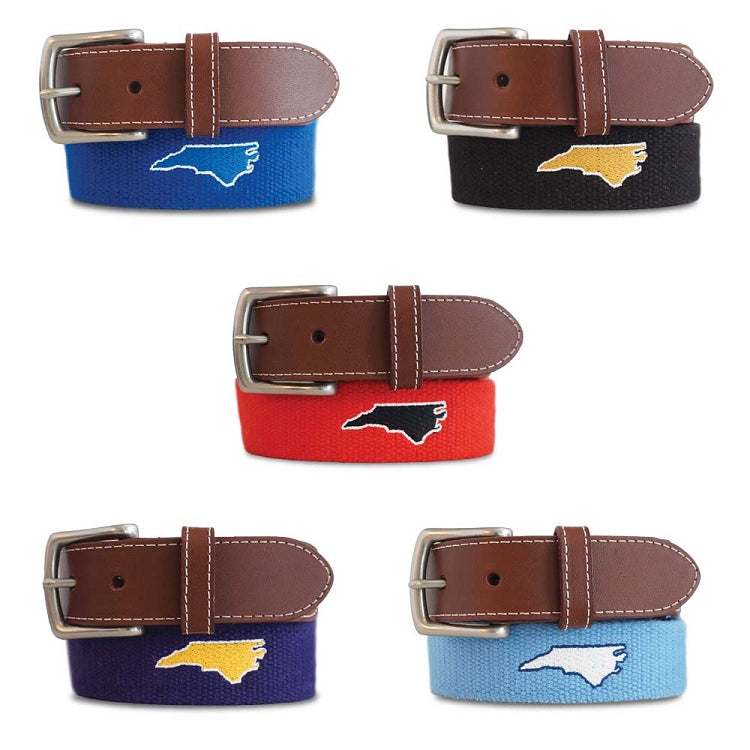 North Carolina Collegiate Belt