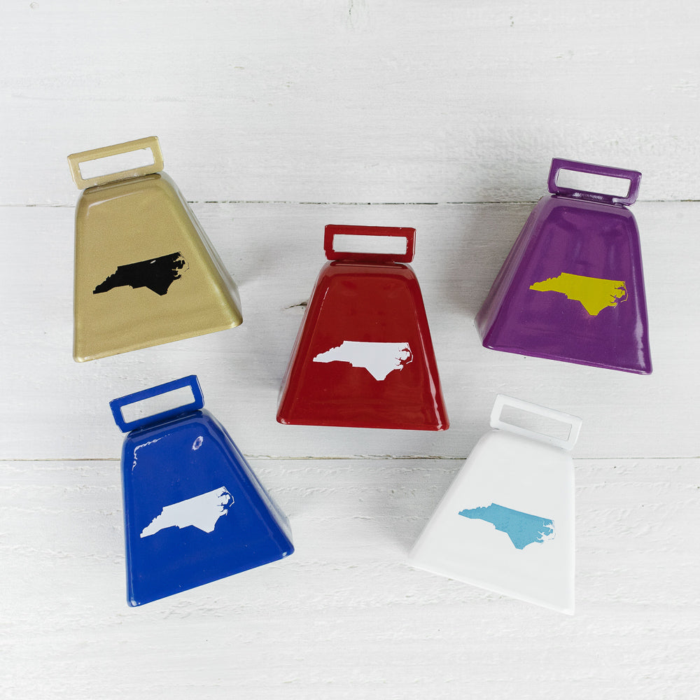 North Carolina Collegiate Cowbells