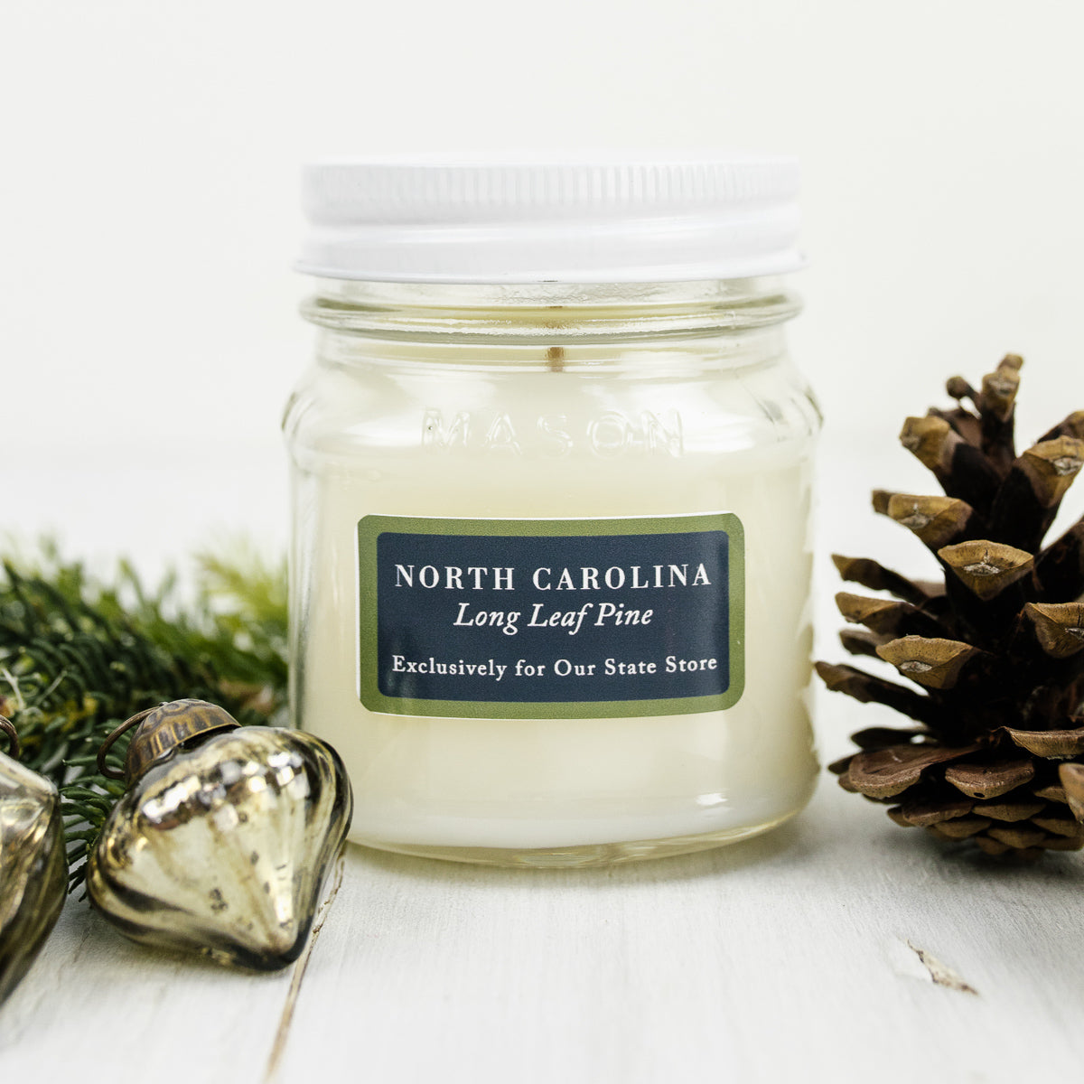 North Carolina Long Leaf Pine Candle