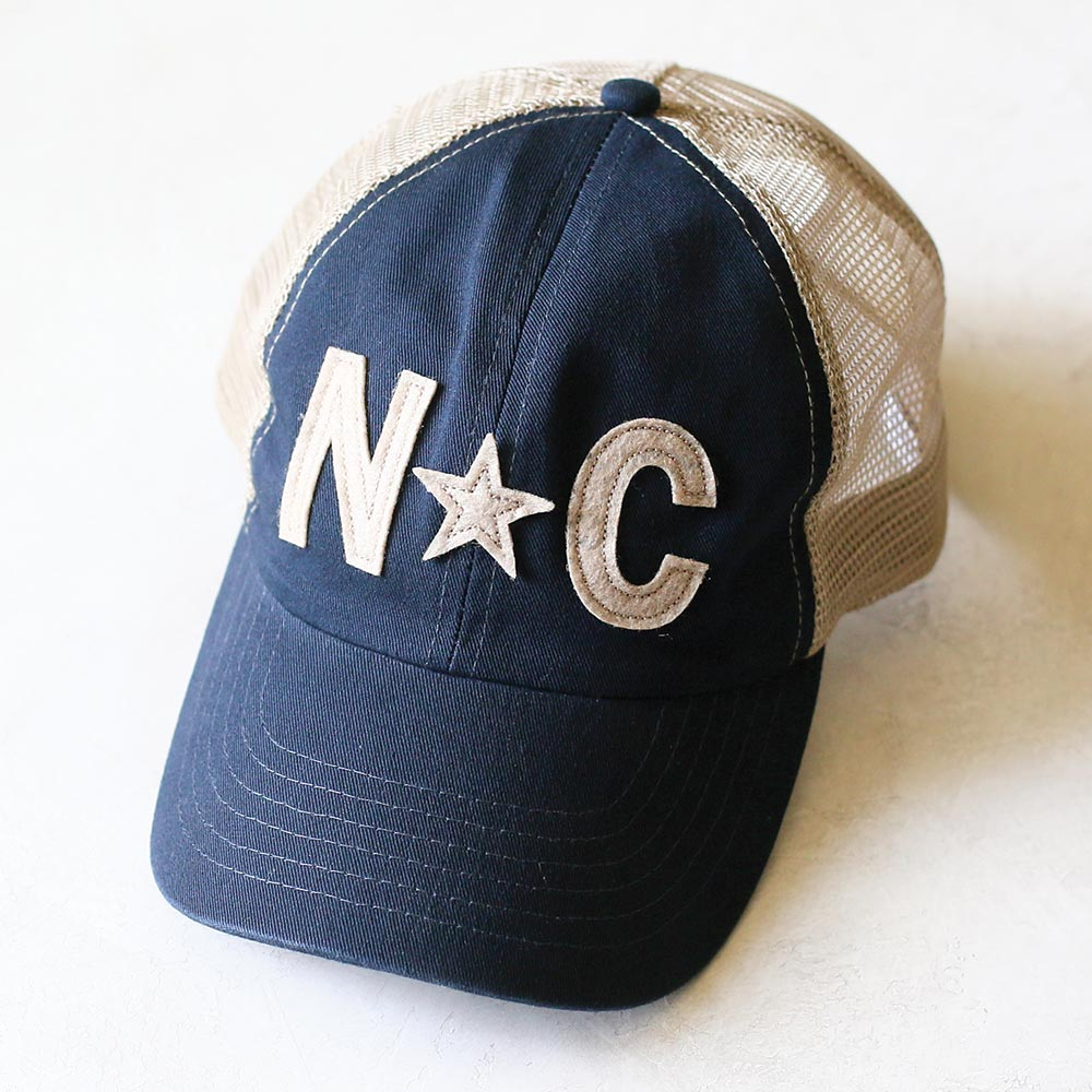 North Carolina Mesh Cap