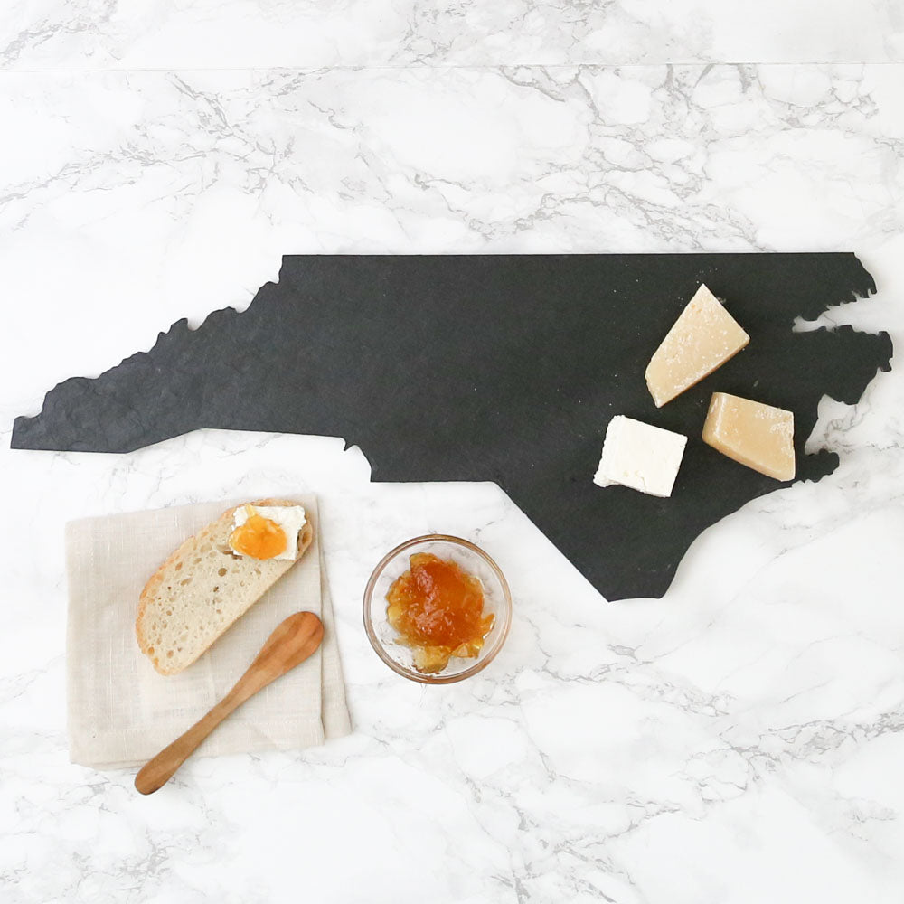 North Carolina Slate Serving Board