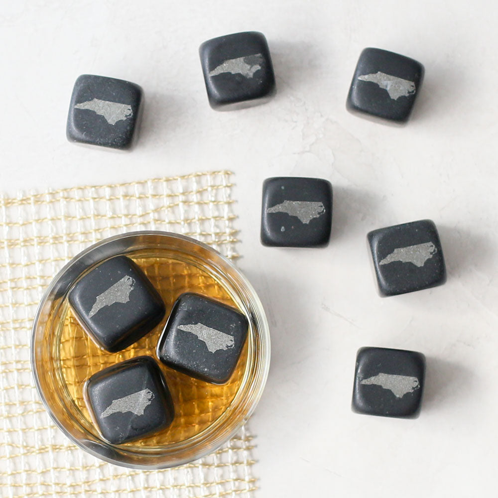 North Carolina Whiskey Stones
