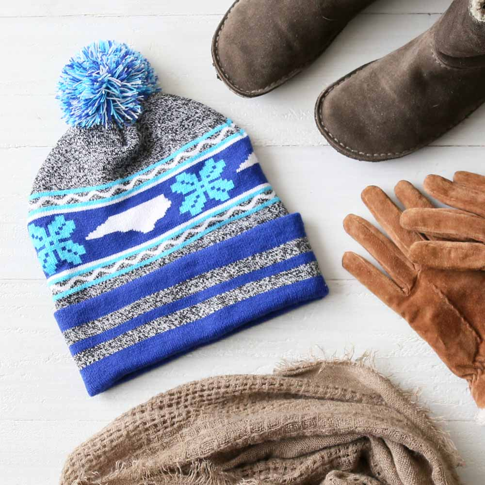 North Carolina Winter Hat