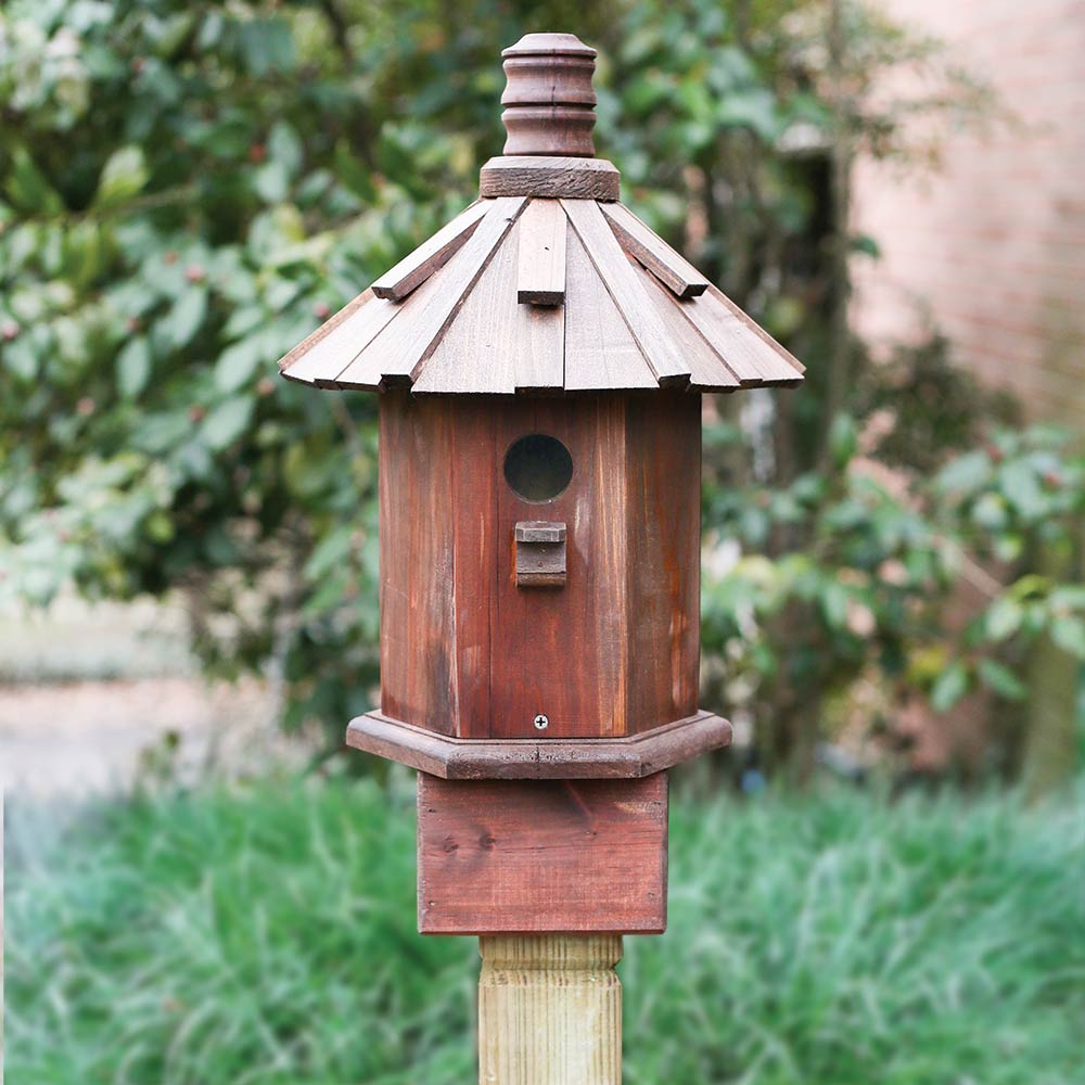 Wooden Bluebird House