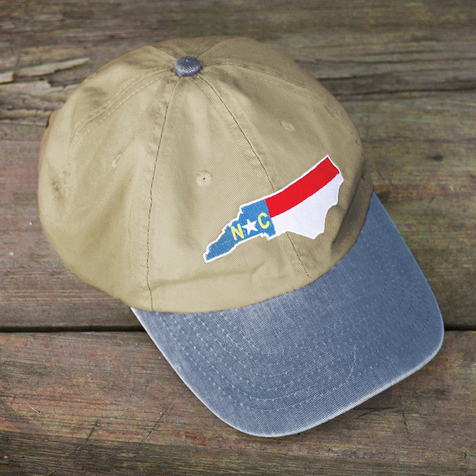 Olive Khaki Two-Toned Cap
