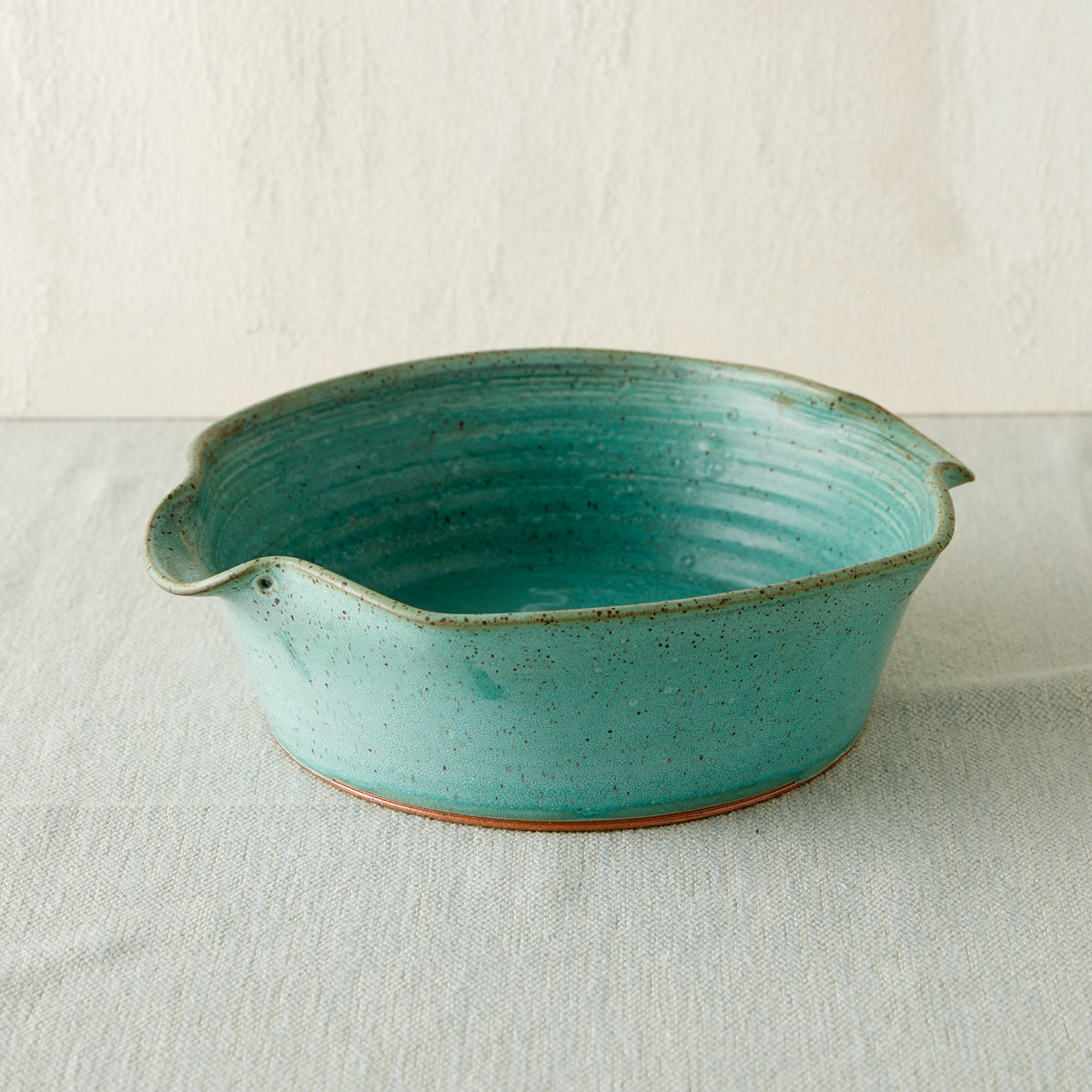Pottery Cobbler Baking Dish