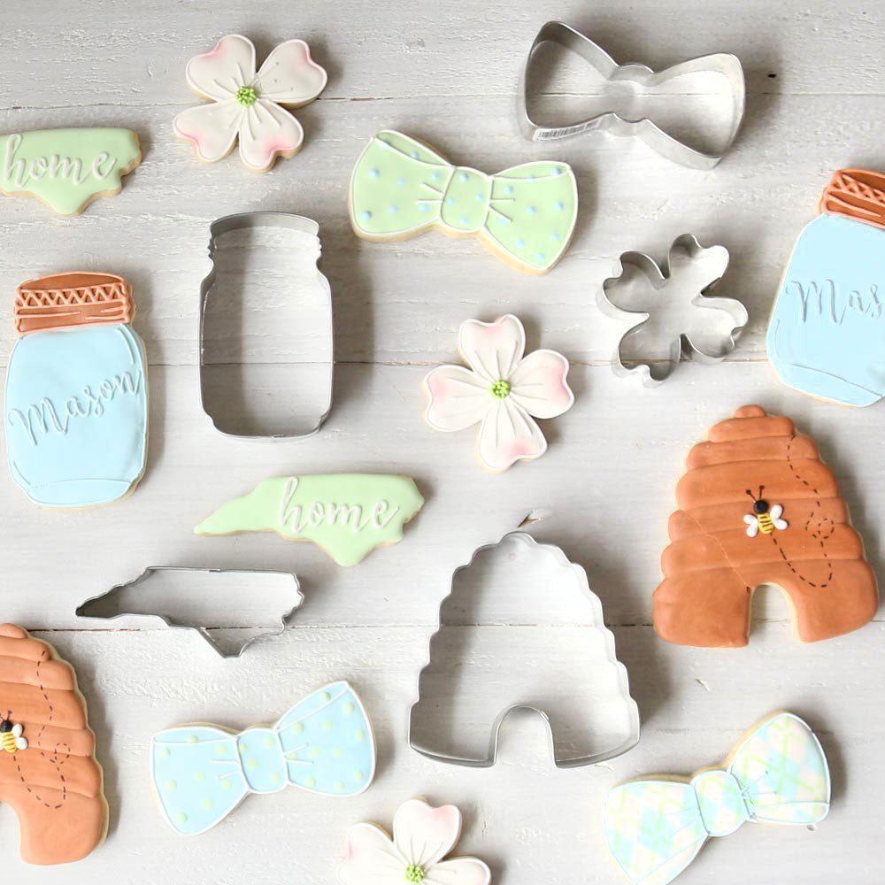 Southern Symbols Cookie Cutter Set
