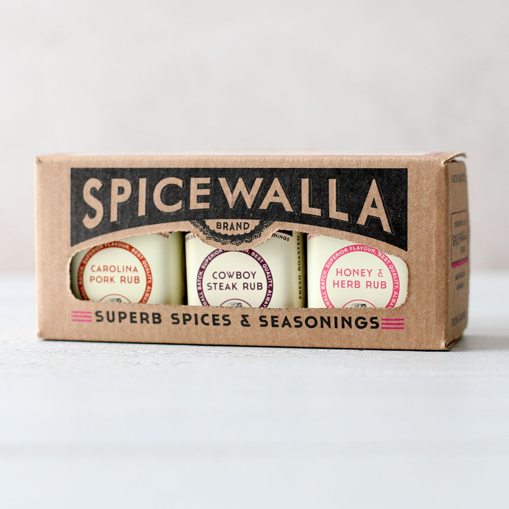 Grill & Roast Spice Collection