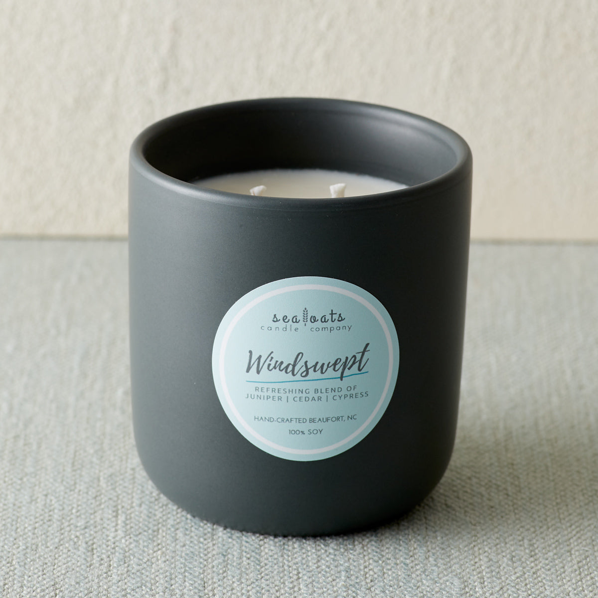 Windswept Candle