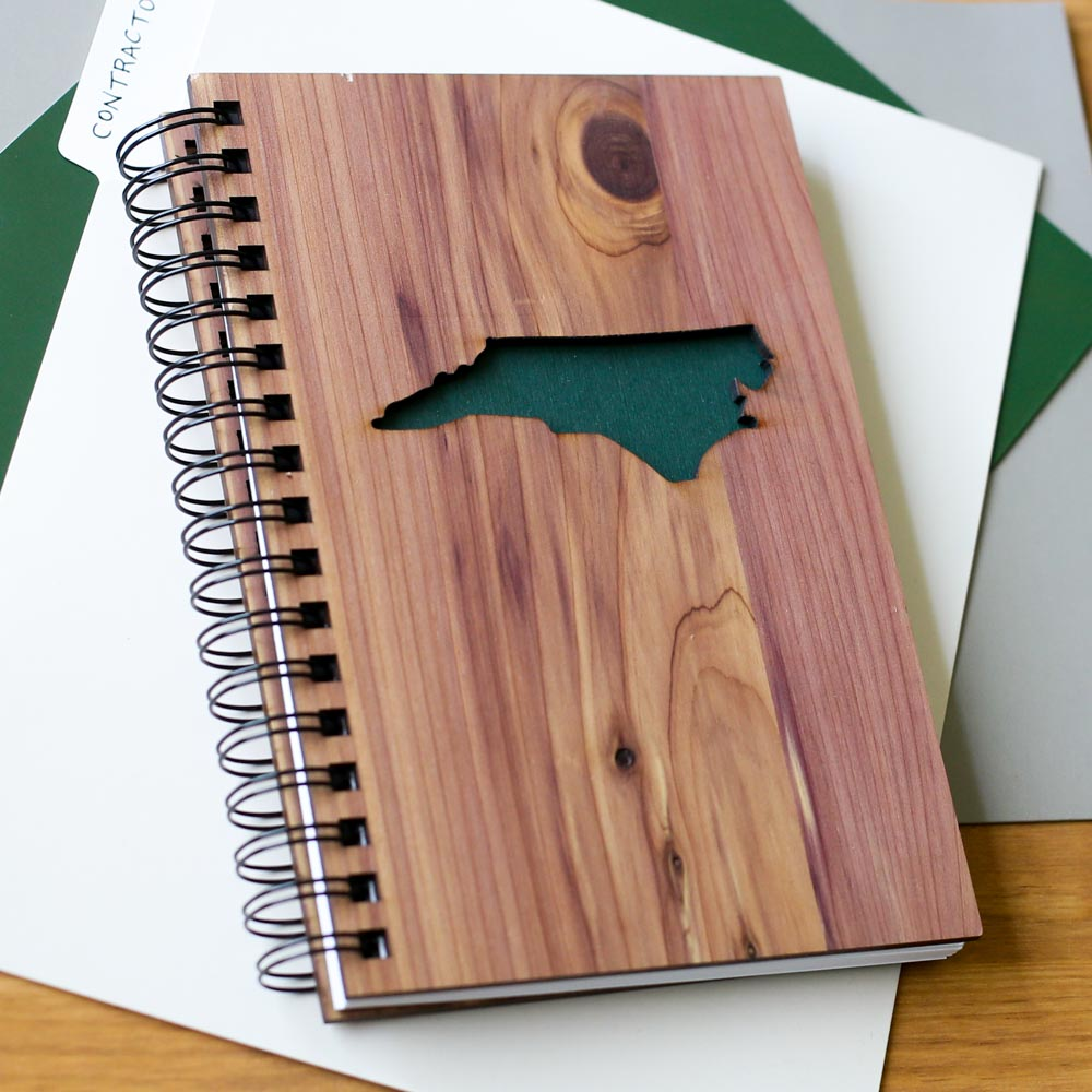 Wooden North Carolina Journal