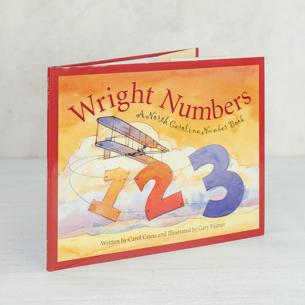 Wright Numbers: A North Carolina Numbers Book