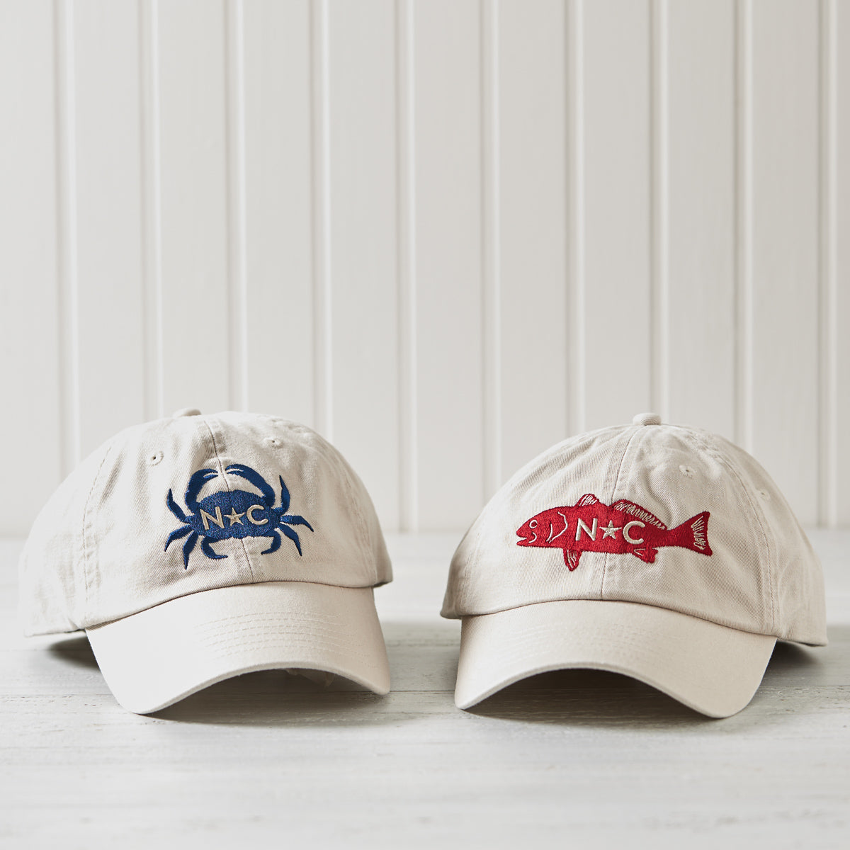 North Carolina Coastal Caps