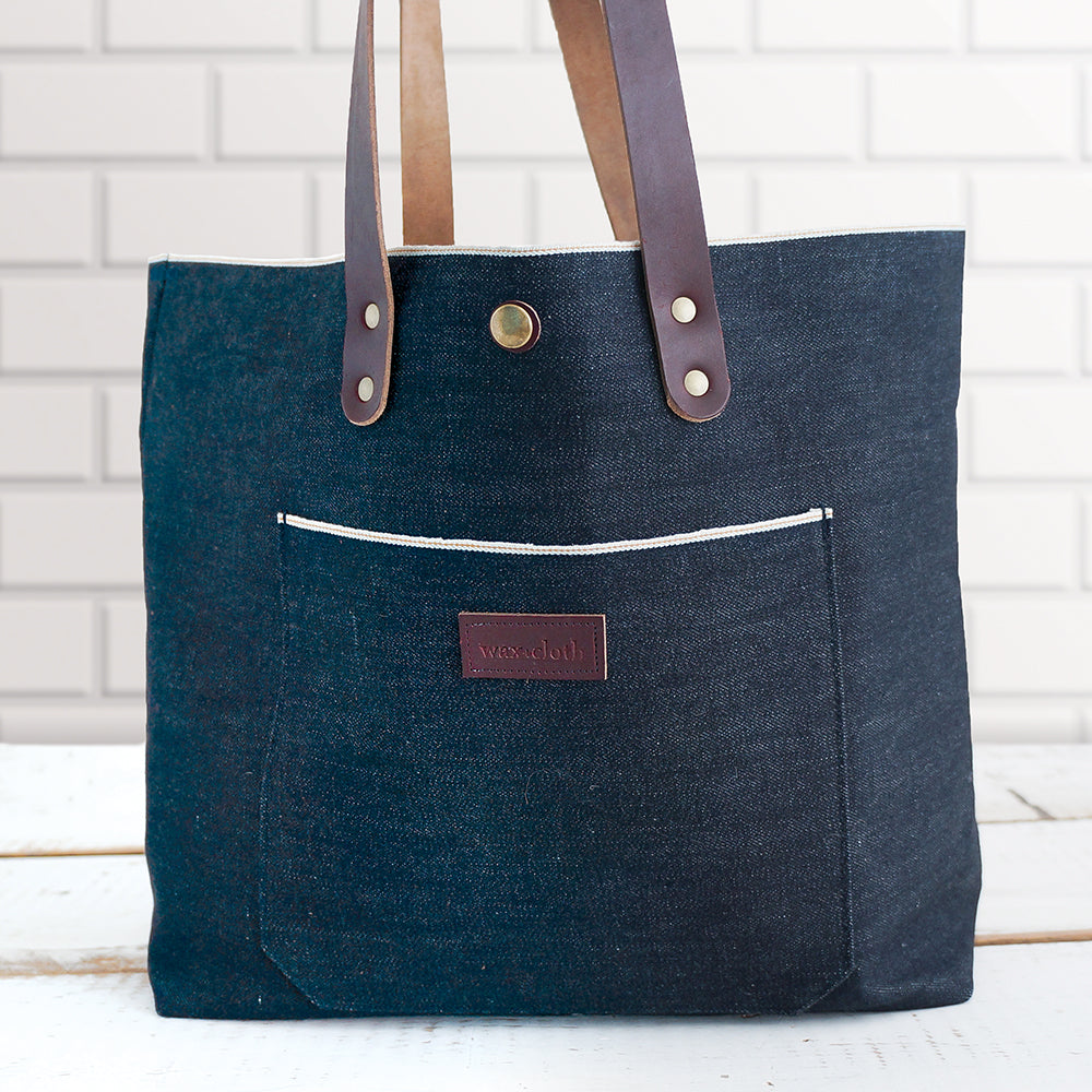 Cone Denim Everyday Tote Bag