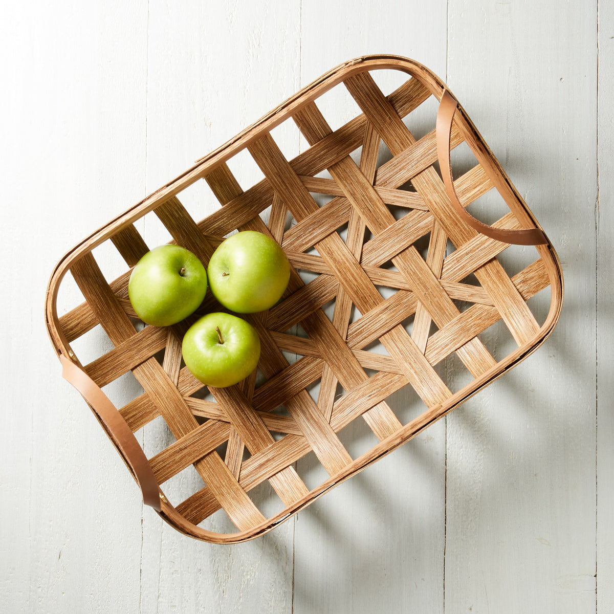 Farmhouse Tobacco Basket