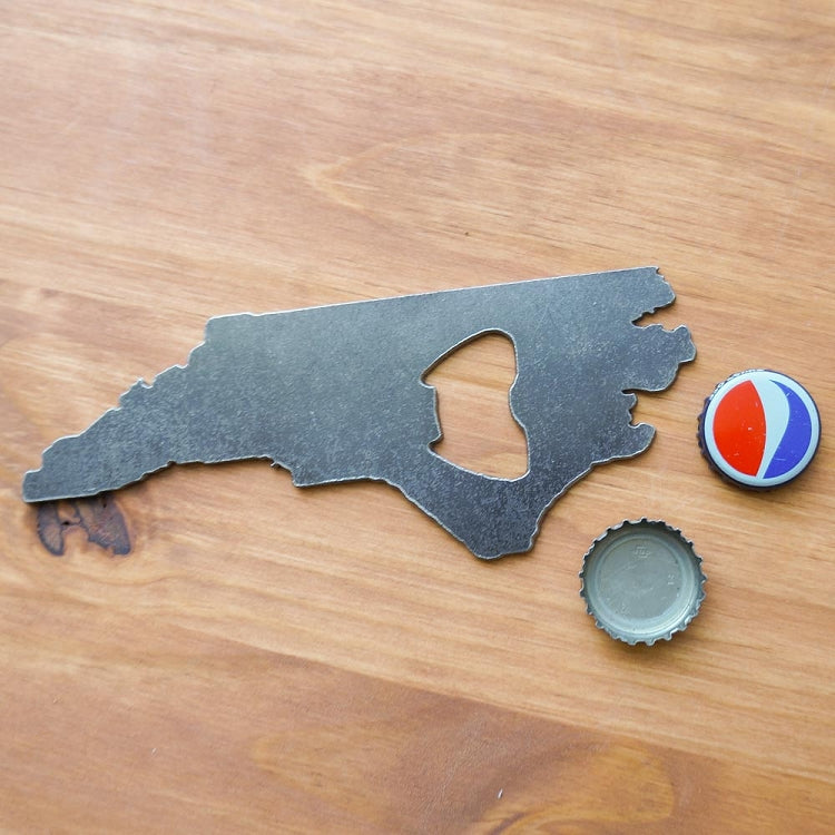 North Carolina Handheld Bottle Opener