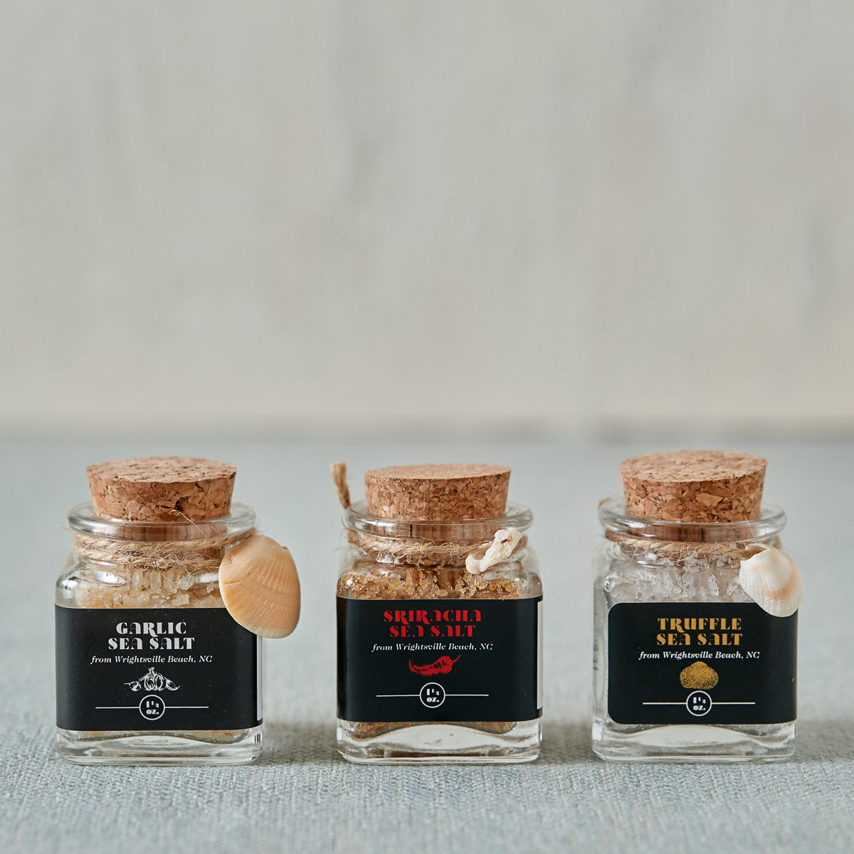 Savory Sea Salt Trio