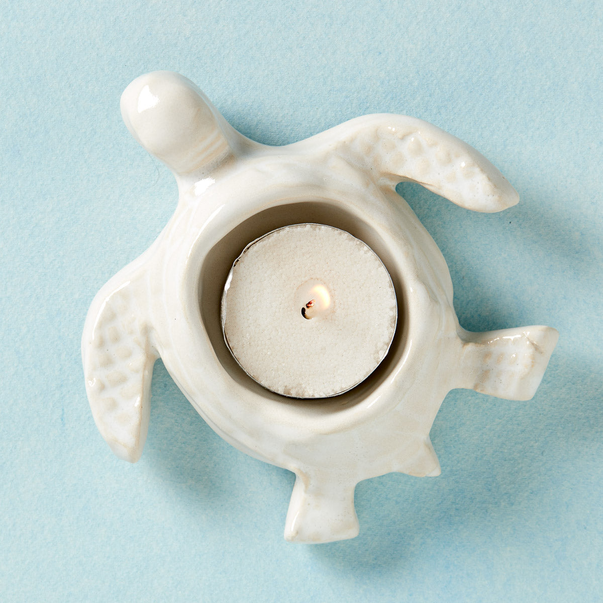 Sea Turtle Tea Light Holder