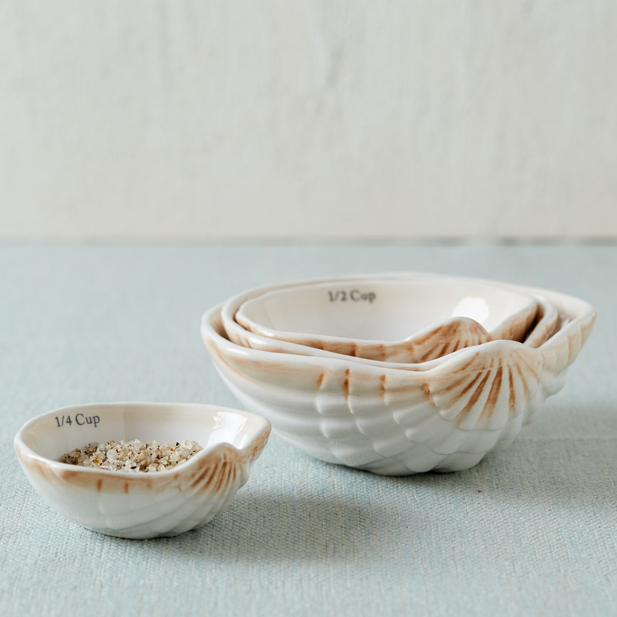 Shells Measuring Cups